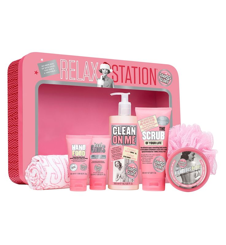 Soap and glory gift set - Boots