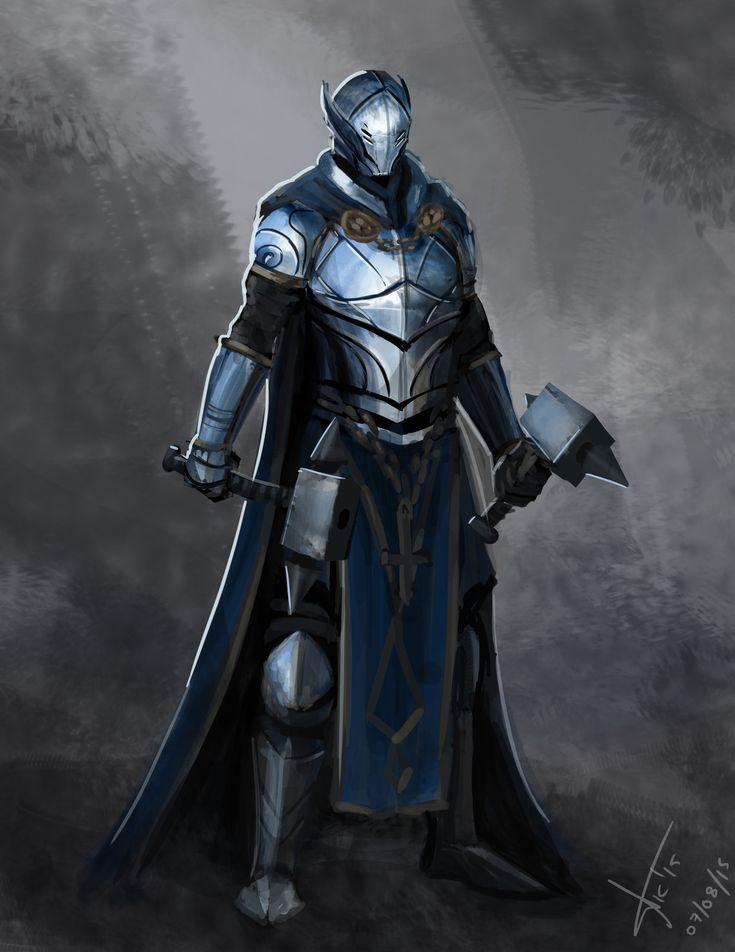 A knight., Victor Lozada on ArtStation at https://www.artstation.com/artwork/a-knight-77e63729-f43f-493f-bf00-7bf23bbb404a