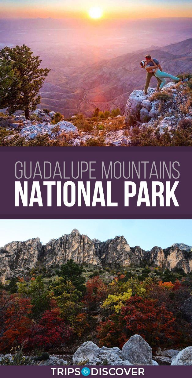 7 Best Hikes in Guadalupe Mountains National Park,…