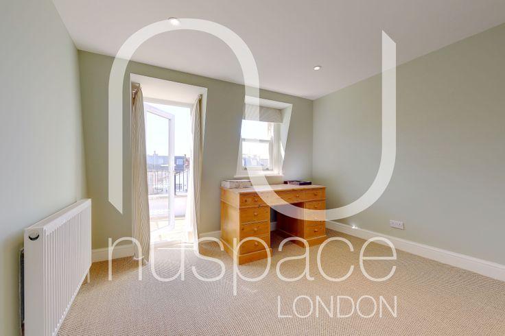 l-shaped dormer loft conversion in Fulham. #nuspacelondon #loftconversionlondon