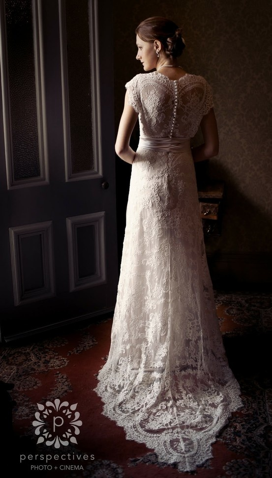 Modest Wedding Dresses Magazine : Best images about john zimmermann nzl on