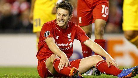 BBC Sport - Liverpool 1-1 FC Sion