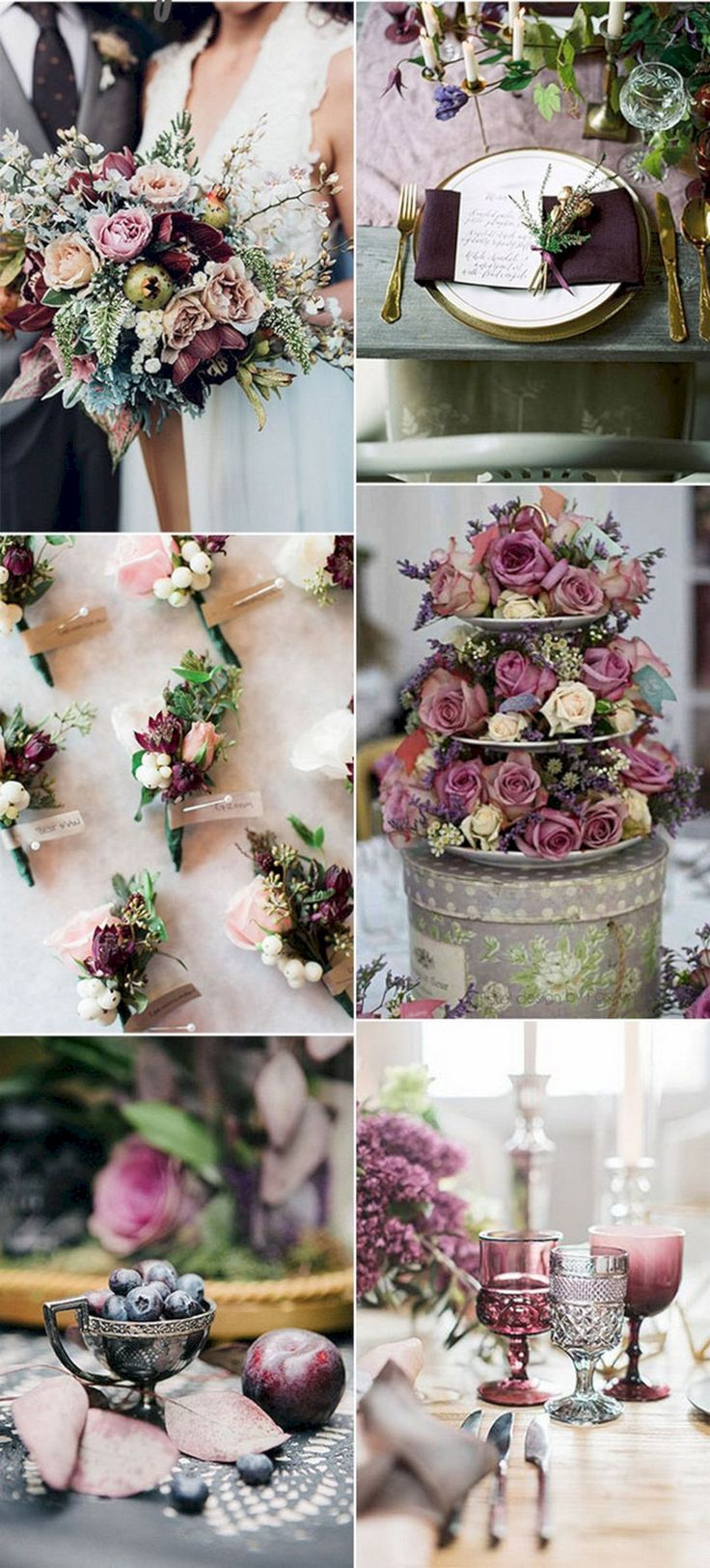 30+ Beautiful Wedding Color Combination Ideas You Need to