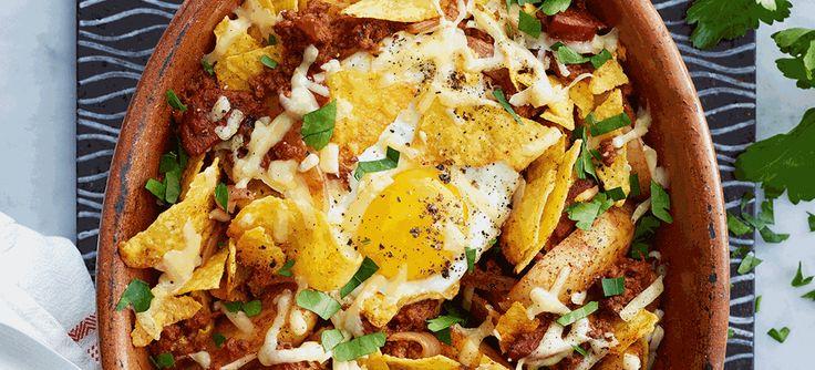Læs vores opskrift på krydret oksefars i ovn med chorizopølse, kartofler og spejlæg. Du kan også se mange flere madopskrifter på vores hjemmeside.