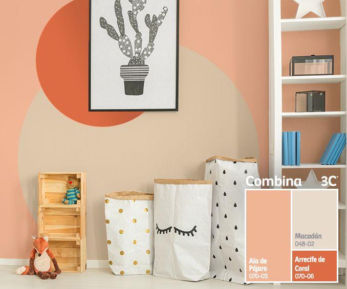 Haz del cuarto de tus peque os el espacio ideal para so ar - Bruguer colores para sonar ...
