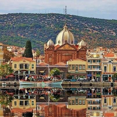 Lesvos island; Greece