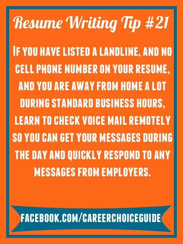31 best Quick Job Search Tips from Career Choice Guide images on - employer phone number