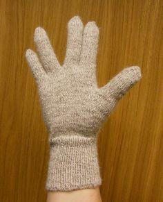 Kostenlose Strickanleitung // Deutsch // Fingerhandschuhe