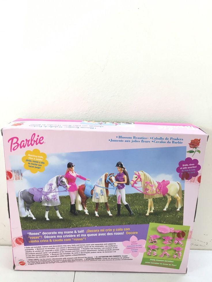 7 best Barbie Horses images on Pinterest