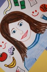 Draw a New You for the New Year - Pinned by @PediaStaff – Please visit http://ht.ly/63sNt for all (hundreds of) our pediatric therapy pins
