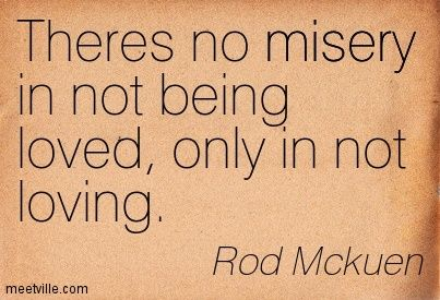 Quotes of Rod Mckuen About world, love, darkness, past, man ...