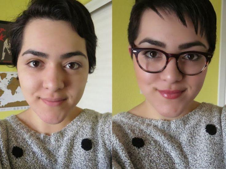 Dames met bril opgelet… 33 trendy korte kapsels met modellen die allemaal een bril dragen!