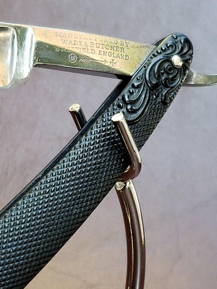 Antiques Wage & Butcher Straight Razor Straight razor