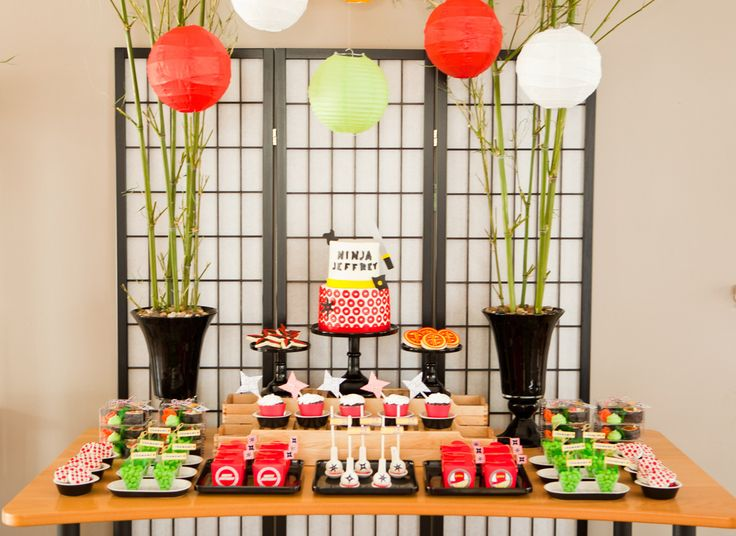 asian birthday party themes | Boy Birthday Party Themes – Party Ideas for Boys