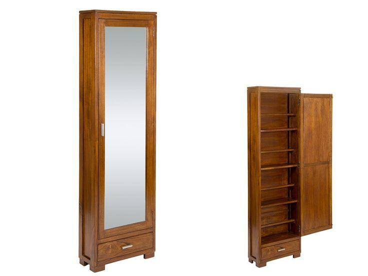M s de 1000 ideas sobre puerta de espejo en pinterest - Armarios zapateros grandes ...