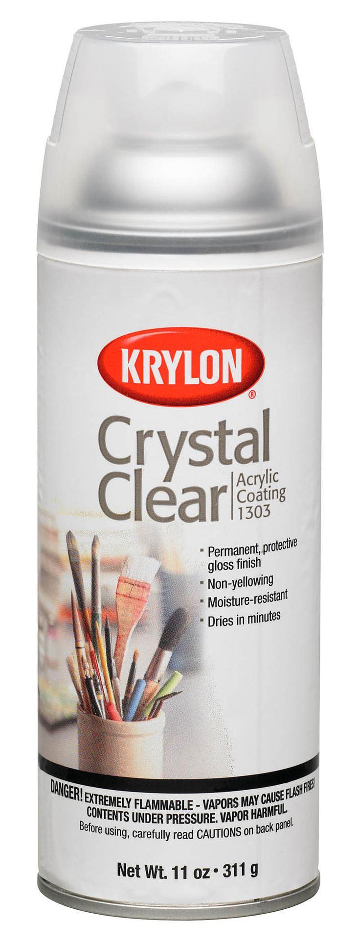 Sp Acrylc Crystl Clr
