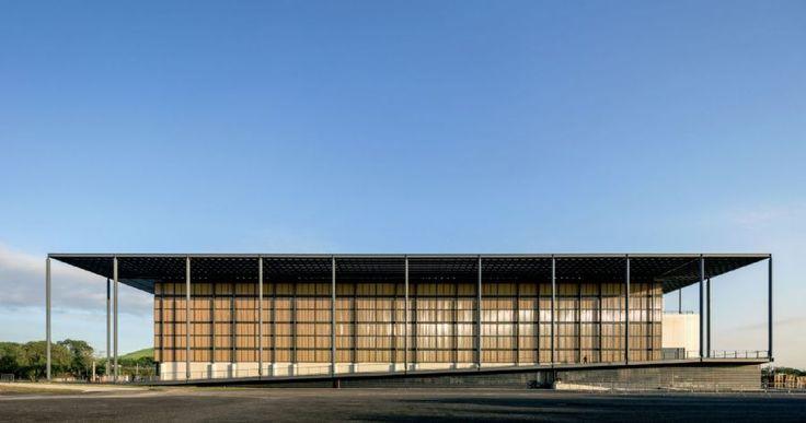 Olimpíada 2016: Arena da Juventude e Centro de Hóquei, por Vigliecca & Associados :: aU - Arquitetura e Urbanismo
