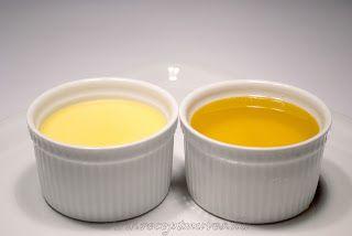 Ghí (tisztított vaj) készítése ~ Receptműves