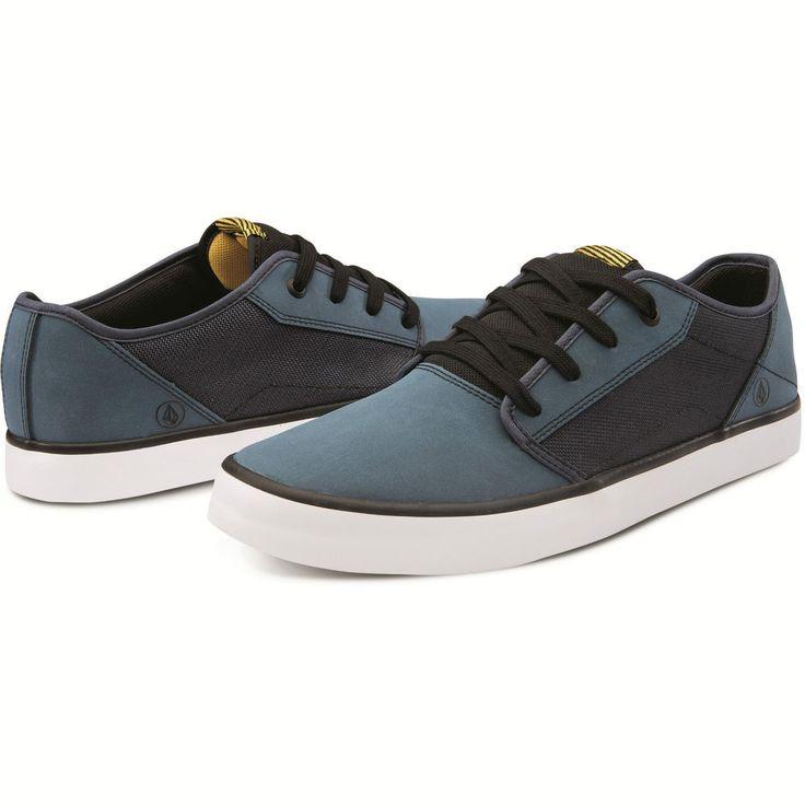Zapatillas/Shoes/Mens Volcom Grimm 2 Navy Street Skate Urban