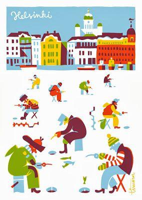 Helsinki by Kehvola