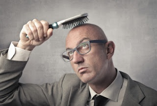 Baldness is the loss of hair in men and women. Hair falling out, mostly when it is washed. This phenomenon also occurs with hair becoming thinner. This problem occurs most frequently with middle aged and older men and women.