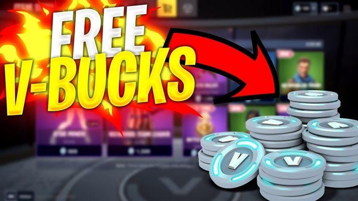 Fortnite Hack - Get Free V Bucks - XBox One / PC / PS4 ...
