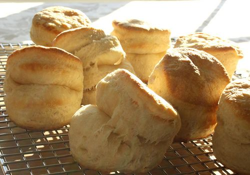 I watched the retro food episode ofFresh With Anna Olson'sand was totally intrigued with herAngel Biscuitsbut I do not remember them getting as HUMUNGOUS as mine did! I always wondered how how you make those rolls that split open so easily so you can wedge some butter in there to melt from the heat of …