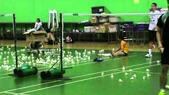 badminton may ratchanok - YouTube