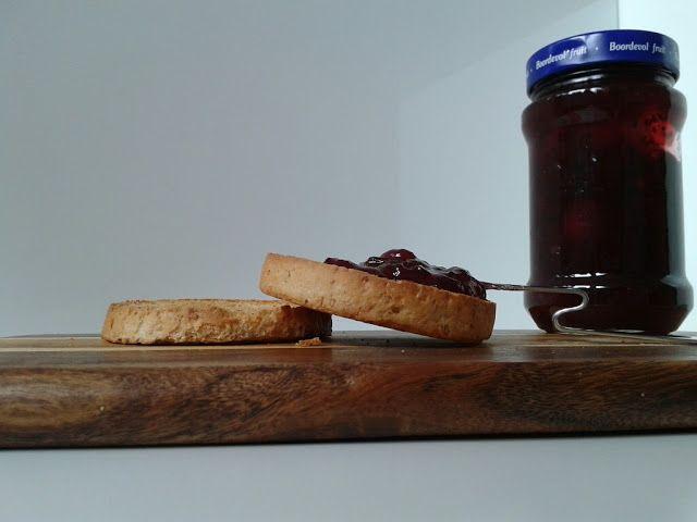 Uit Mijn Keukentje: Kruisbessen jam met kaneel
