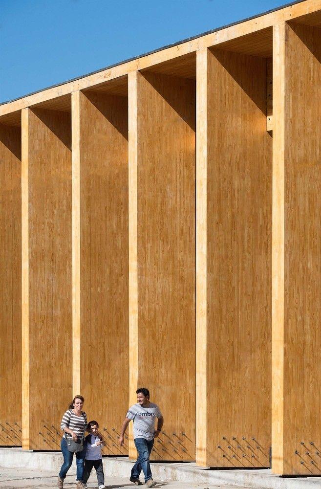 Galería de Centro Cultural de Constitución / Alejandro Aravena | ELEMENTAL - 1