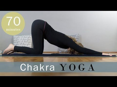 a unique chakra yin yoga with yin tonification sequence