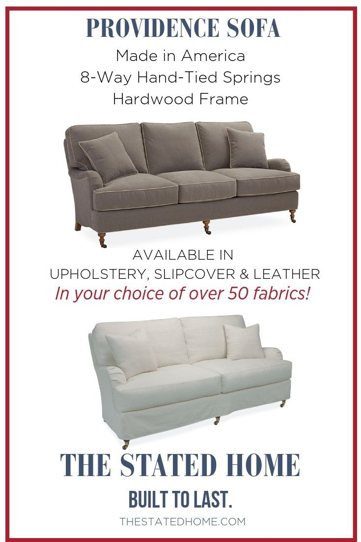 Providence Sofa With Images