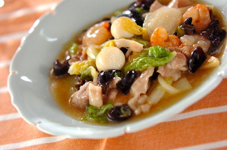 豚肉の中華うま煮のレシピ・作り方 - 簡単プロの料理レシピ   E・レシピ