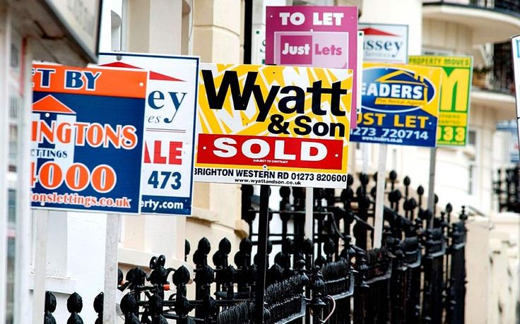 The majority of the country can buy with money to spare - just not in London