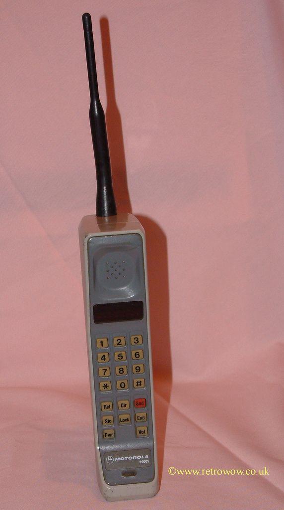 Motorola DynaTAC 8000S