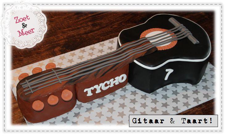 Gitaar & Taart...
