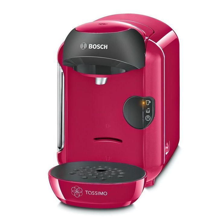 Bosch Tassimo Automatic Coffee Hot Drinks Tea Latte Cappuccino Machine