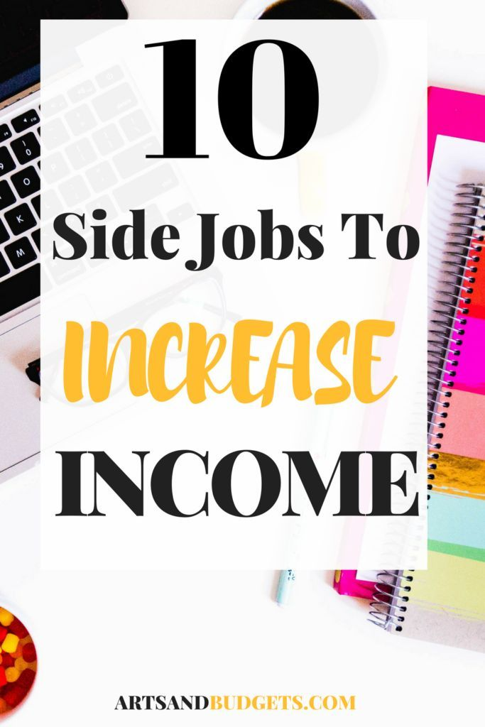 Are you looking for ways to make extra income? If so, these side jobs can help you make money today! Check out this post to find out how!