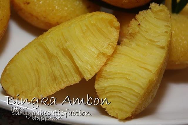 Curlybabe's Satisfaction: Bingka Ambon II