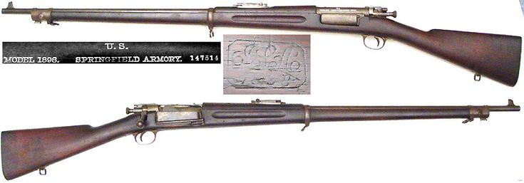The Krag J 248 Rgensen Is A Repeating Bolt Action Rifle