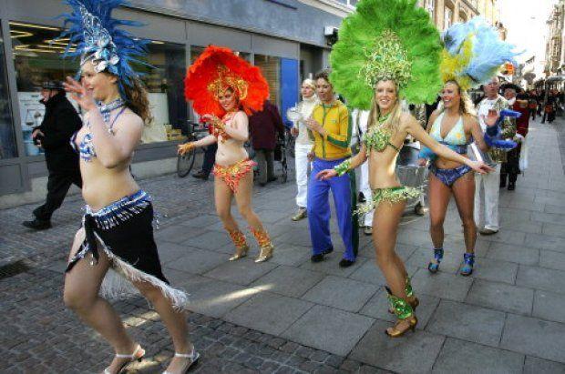 B.T - Karneval uden gåsehud