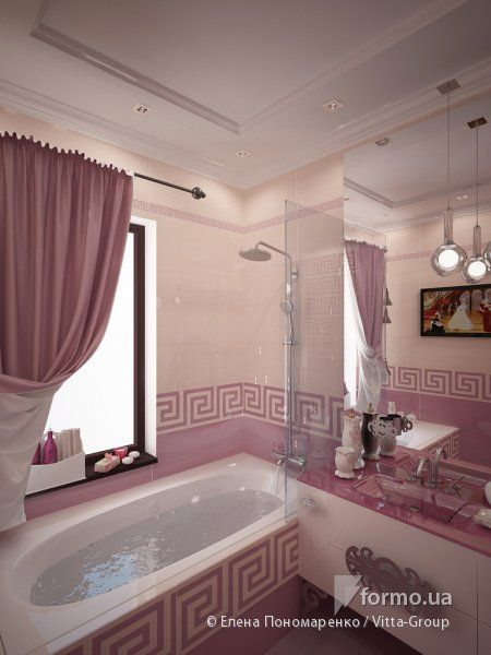 Ванная для принцессы