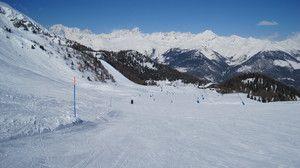 Mont Blanc View, Pila – quiet Italian resort