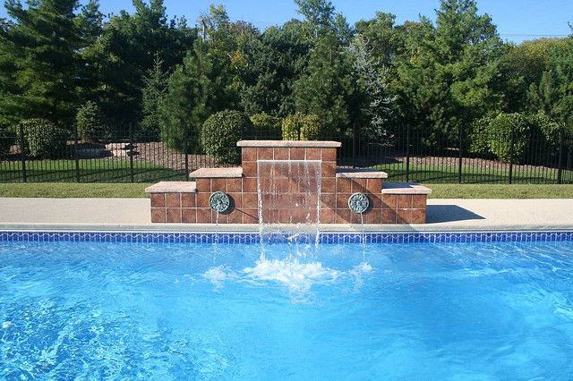 28 Best Pool Water Features Images On Pinterest Waterfalls Pool Water Features And Dream Pools