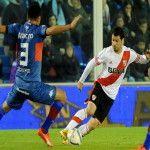 Campeonato de Primera División 2015: River igualó ante Tigre en la vuelta de Saviola y Lucho González
