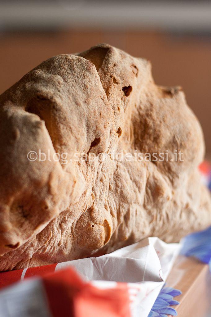 Pane di Matera IGP - Local bread from Matera