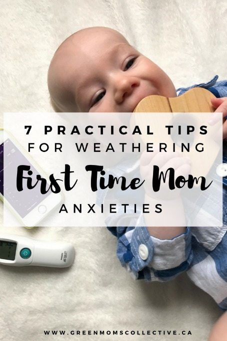 Weathering First Time Mom Anxieties | #AventMoms