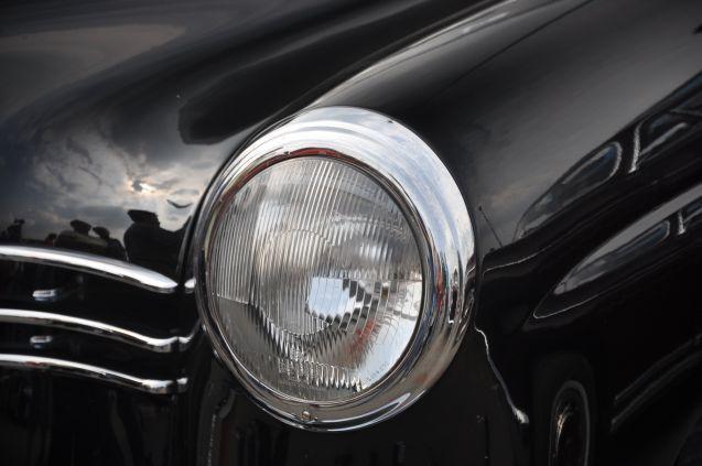 Mercedes 180 - Piknik Trzech Pokoleń 2013