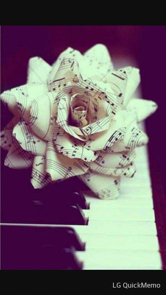 Flor de canciones...  (Mío)