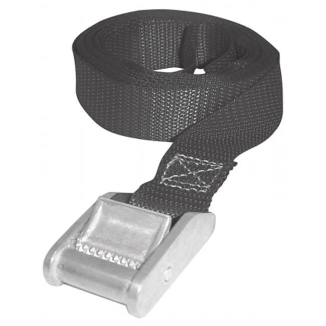 Gray x 1in Master Lock 3060DAT 4 Pack 12ft Lashing Strap